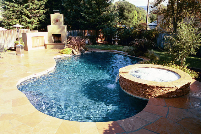 contemporary pool 2
