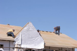 roof repairment