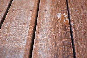 decking wooden surface